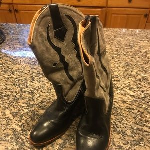 The Wild Ones Western boots